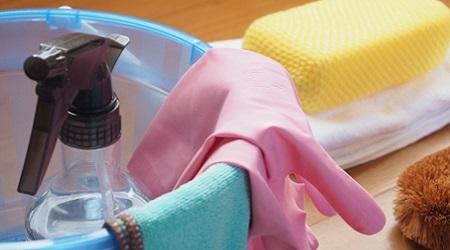 空き家室内清掃