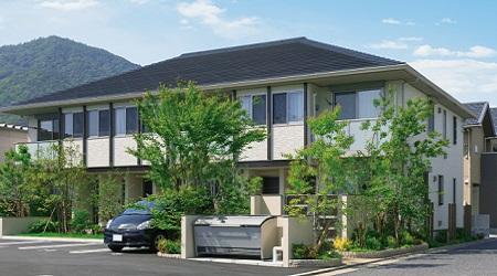 積水ハウスのアパート経営の実例