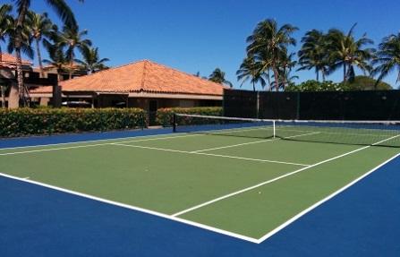 テニス土地活用