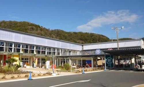 廃校 道の駅